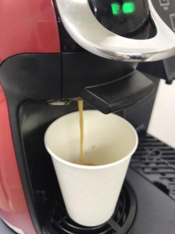 アクアクララ アクアウィズ ドルチェグスト 操作方法 コーヒー 抽出