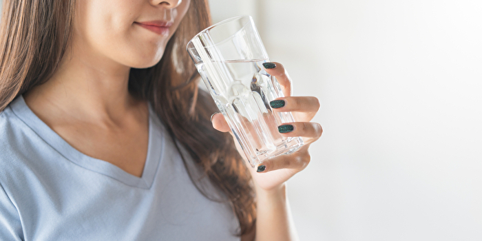 水分補給の健康効果