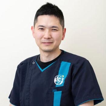 ガイア動物病院 松田唯先生