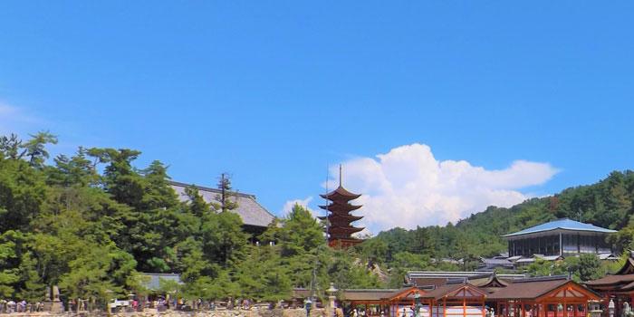 宮島天然水 弥山