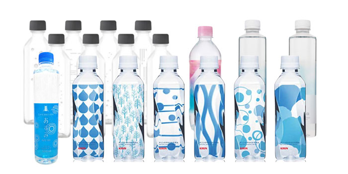 日本 おしゃれボトル