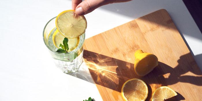 レモン汁を入れるレシピ