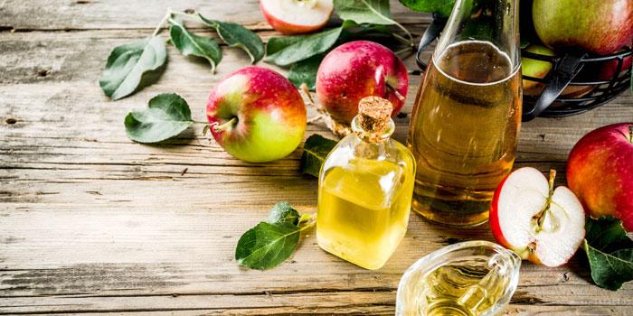リンゴ酢を入れるレシピ