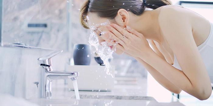 炭酸水洗顔 効果なし