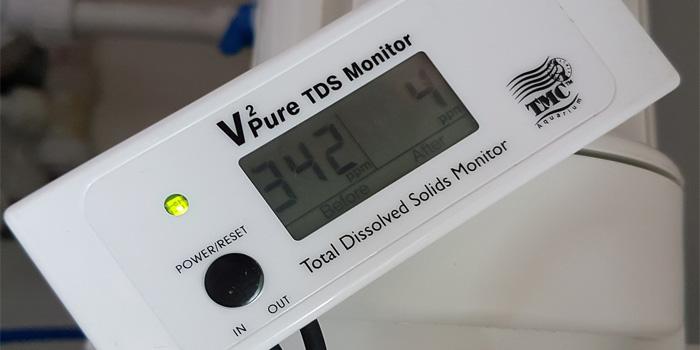 TDS 水 ミネラルウォーター 測定値 測定器 水質