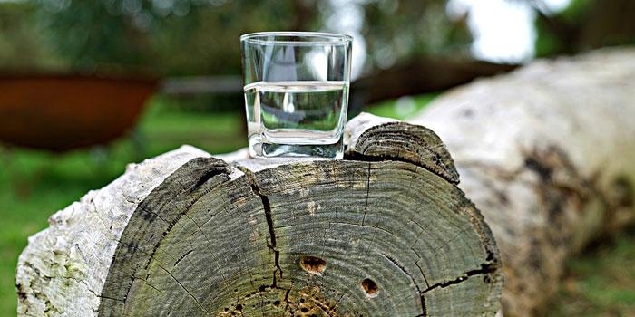 水 飲み方
