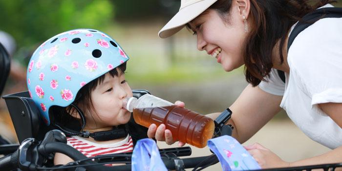赤ちゃん 麦茶 メリット