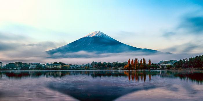 富士の湧水の3つの特徴