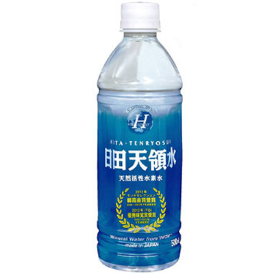 シリカ水 ランキング 日田天領水