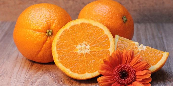 デトックスウォーター オレンジ